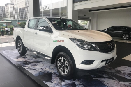 Mazda BT-50 2.2 AT base